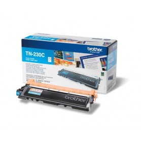 TONER LASER BROTHER TN230C (1400P.) CIAN