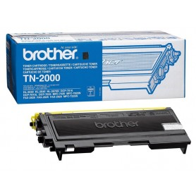 TONER LASER BROTHER TN2000 (2500P.) NEGRO