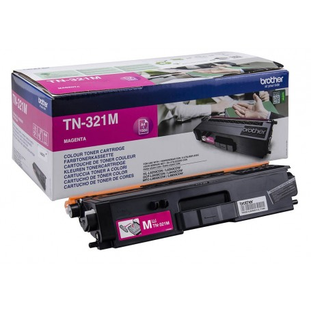 TONER LASER BROTHER TN321M (1500P.) MAGENTA