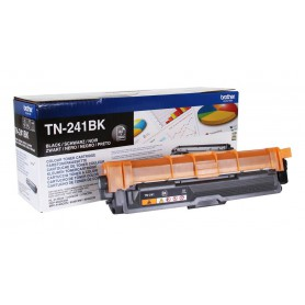 TONER LASER BROTHER TN241BK (2500P) NEGRO