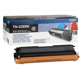 TONER LASER BROTHER TN328BK (6000P.) NEGRO