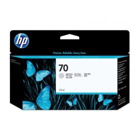 INK-JET HP  70 (130ML.) GRIS CLARO C9451A