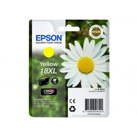 INK-JET EPSON 18XL (450P.) AMARILLO C13T18144010
