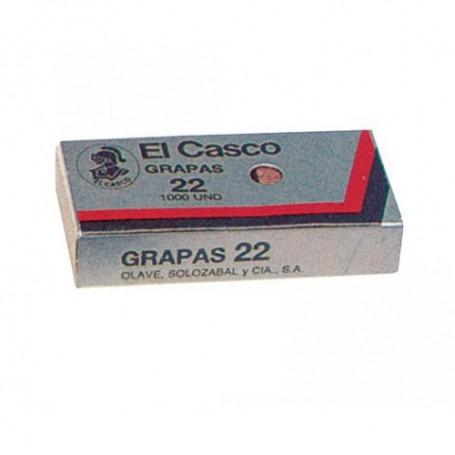 GRAPAS 22/6 (1000U.) EL CASCO