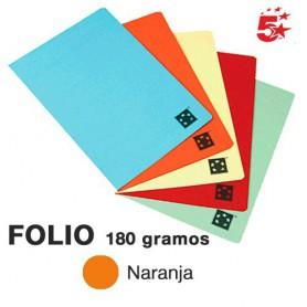 SUBCARPETA CARTULINA FOLIO 180GR. (50U.) 5* SALMON