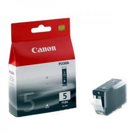 INK-JET CANON   5 (505P.) PGI-5BK NEGRO 0628B001
