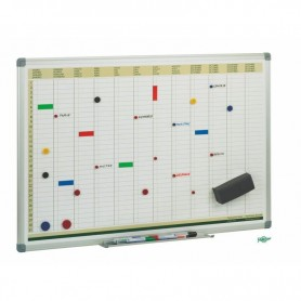 PLANNING ANUAL MAGNETICO 600x900 MM. FAIBO