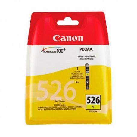 INK-JET CANON CLI-526Y (9ML.) 4543B001 AMARILLO