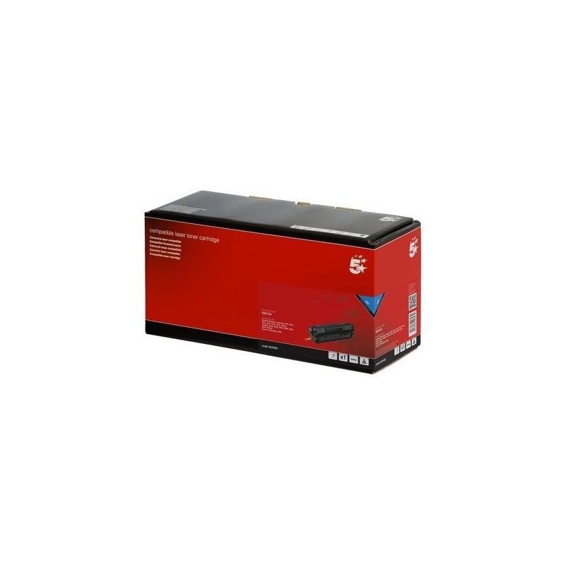 TONER LASER COMPATIBLE HP CE400X NEGRO ALTA CAPACIDAD