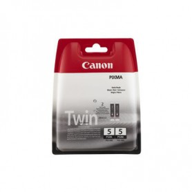 INK-JET CANON PGI5BK NEGRO PK2 0628B030