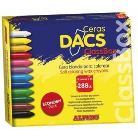 CERAS DACS ALPINO (24x12U.) SURTIDO