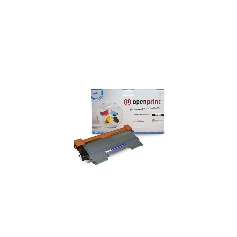 TONER LASER COMPATIBLE OP BROTHER HL 2240 BLACK 2600 paginas