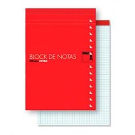 BLOC NOTAS  FOLIO 80H. 60GR. CUADRICULA 4X4