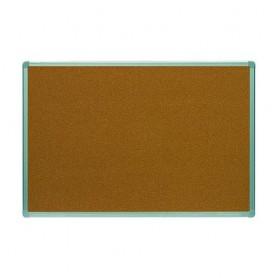 TABLERO CORCHO M/ALUMINIO 90x60CM (6202)