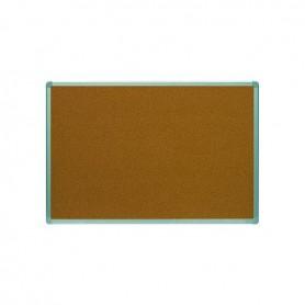 TABLERO CORCHO M/ALUMINIO 180x120 CMS.