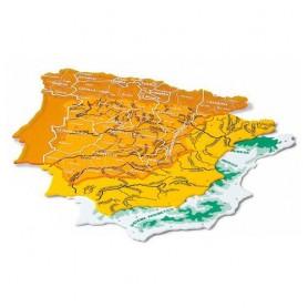 PLANTILLA 3 MAPAS ESPAÑA GRANDE