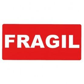 ETIQUETAS ROLLO 50X100 MM FRAGIL (200U.)