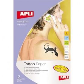 PAPEL INK-JET APLI A4 M.QUALITY 120GR. (100H.)