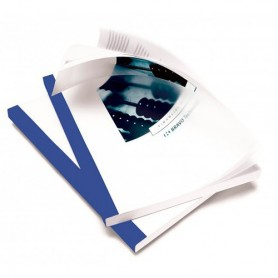 CARPETA TERMICA A4  1,5 MM. PRESTIGE AZUL (100U.) FELLOWES