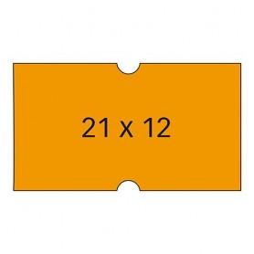 ETIQUETAS APLI 21x12 BLANCO PERMANENTE (6x1000U.)