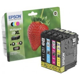 INK-JET EPSON 29XL (PACK 4 COLORES) C13T29964010 MULTIPACK