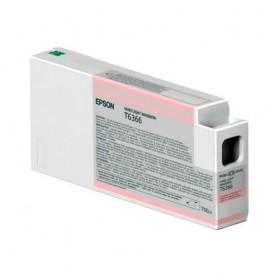 INK-JET EPSON  T6366 (700ML.) C13T636600 MAGENTA VIVO CLARO