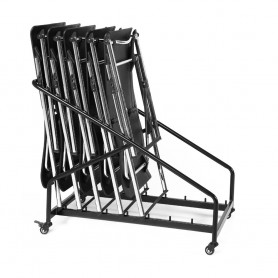 SILLA TRANSFORMABLE MULTIFUNCIONAL RD-992 ((2U.) NEGRO