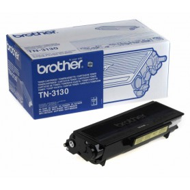 TONER LASER BROTHER TN-3130 (3500P.) NEGRO
