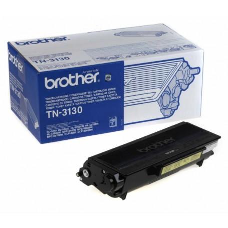 TONER LASER BROTHER TN-3130 (3500P.) NEGRO