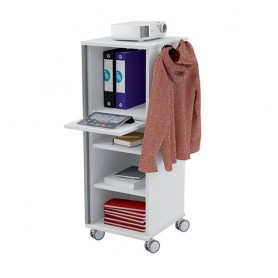 Mueble movil multifuncional Hot Desk