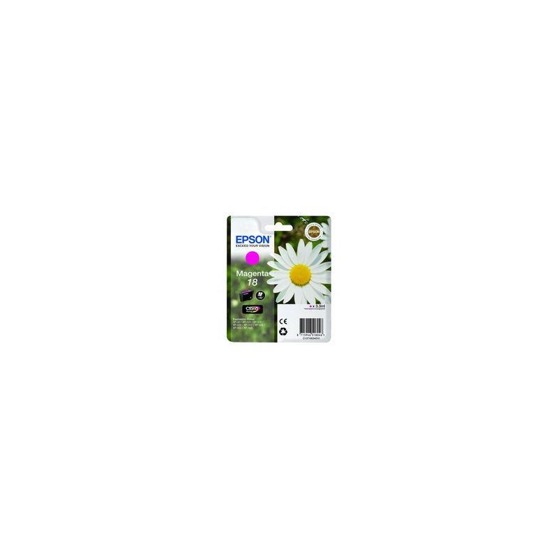INK-JET EPSON 18 (180P.) MAGENTA C13V18034020