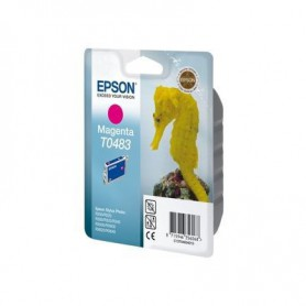 INK-JET EPSON T0483 MAGENTA 0,4(3000P.) C13T04834010
