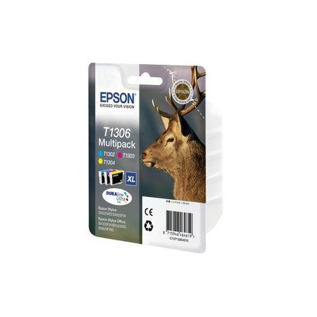 INK-JET EPSON T1306 TRICL C13T13064010