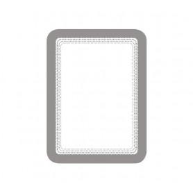 MARCO ADHESIVO TARIFOLD PACK 2 MARCO FOTO ADH.PVC A6 PLATA 194980