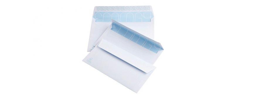 Sobres de carta para su correspondencia