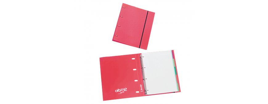 Carpetas cuaderno