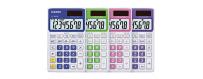 Calculadoras de Bolsillo