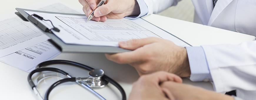 Selección CENTROS MEDICOS